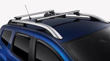 Barres de toit aluminium Dacia Duster