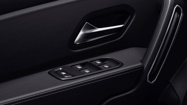 Dacia Duster lève-vitres électriques