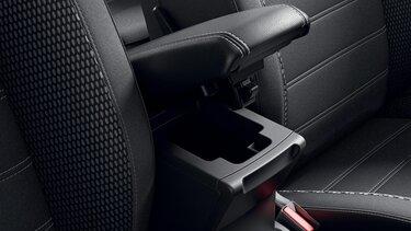Console centrale ergonomique - Nouveau Duster
