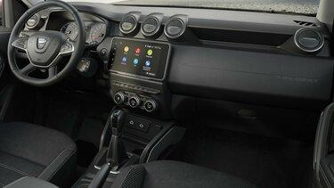 Intérieur- Nouveau Duster SUV