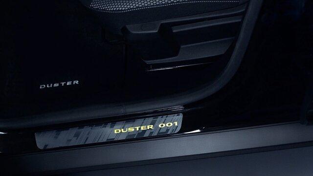 Dacia Duster Black Collector - Edition numérotée