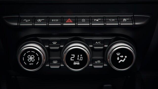 Climatisation Automatique
