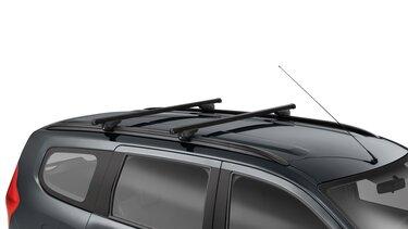 Dacia Lodgy - Barre de toit acier