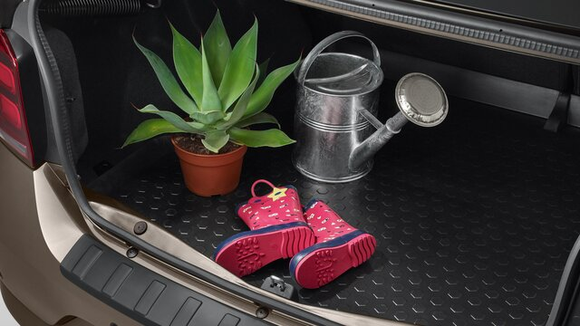 Dacia Logan - Bac de coffre