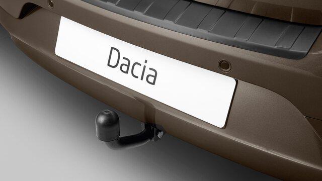 Dacia Logan - Pack attelage col de cygne