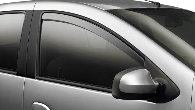 Dacia Logan - Déflecteurs d'air