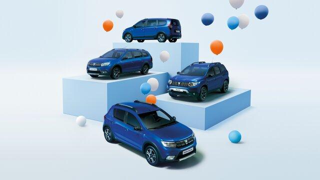 Dacia Série Limitée 15 Ans