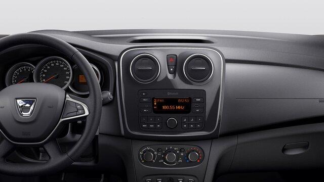Sandero équipement - Dacia Plug&Music