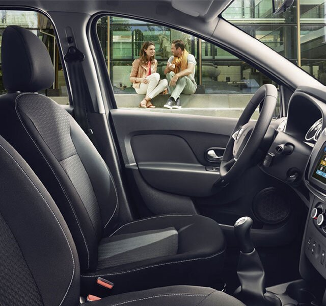 Dacia Sandero - Intérieur