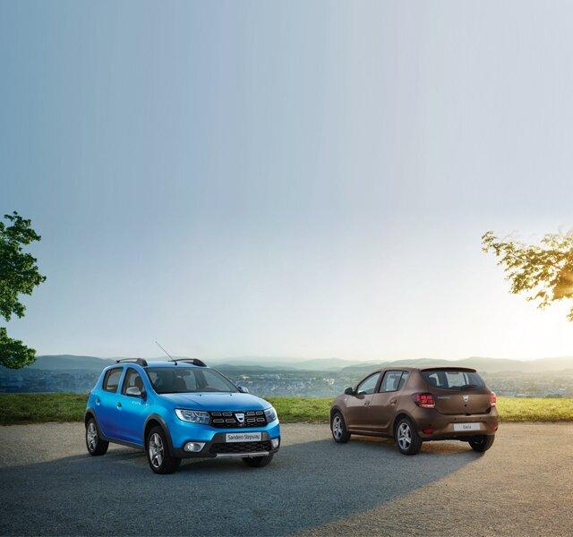 Dacia Sandero - Motorisations