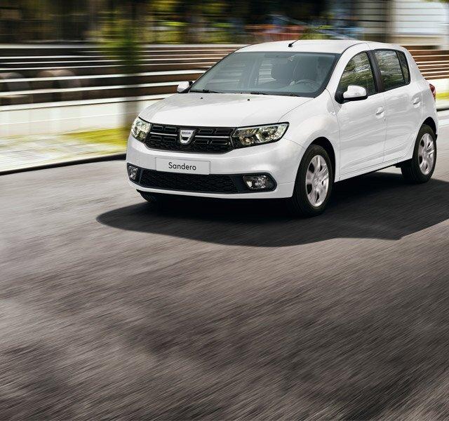 Dacia Sandero série limitée City +