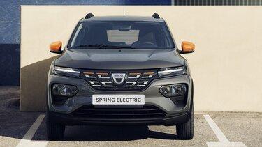 DACIA SPRING ELECTRIC - Face avant du SUV