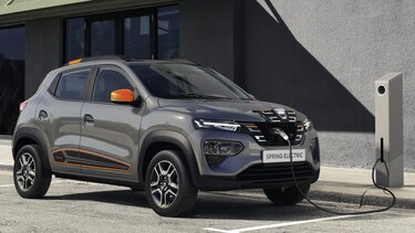 Recharge Dacia Spring Electric