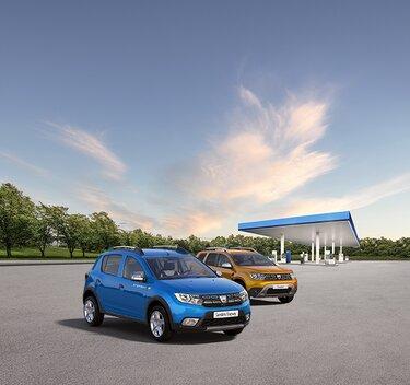 Gamme Dacia ECO-G