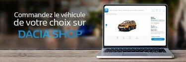 Réservez en ligne votre véhicule neuf - DACIA