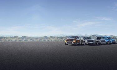 Offres du moment Dacia
