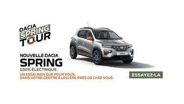 Dacia Spring Tour