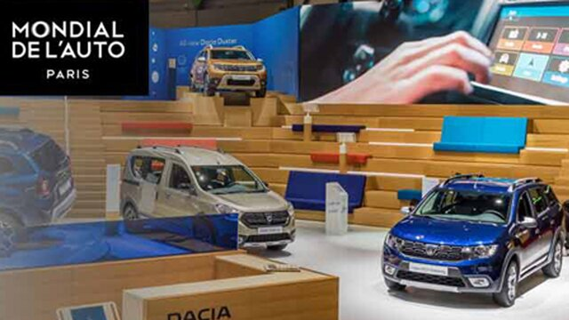 Dacia - Événements en France