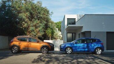 Dacia - Entretien carrosserie