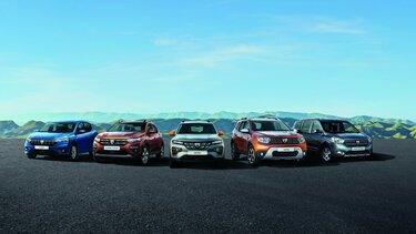 Engagements marque Dacia
