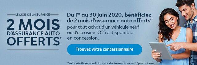 Mois de l'assurance - offre financement