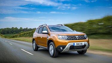 Dacia Duster Auto Car New Car Awards