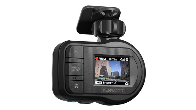 kenwood dashcam