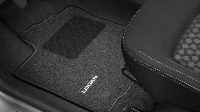 Dacia Logan Premium Mats