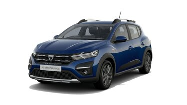 Kit out your Sandero Stepway