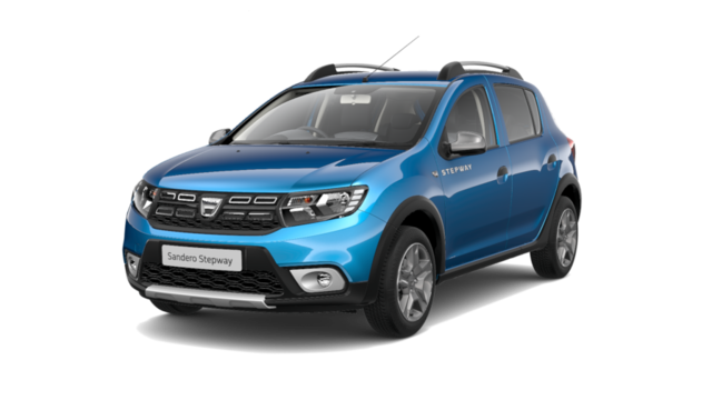 Sandero Stepway side profile