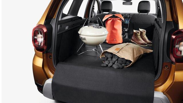 Dacia Crossover - Orange Duster