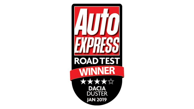 2019 Auto Express Road Test Winner