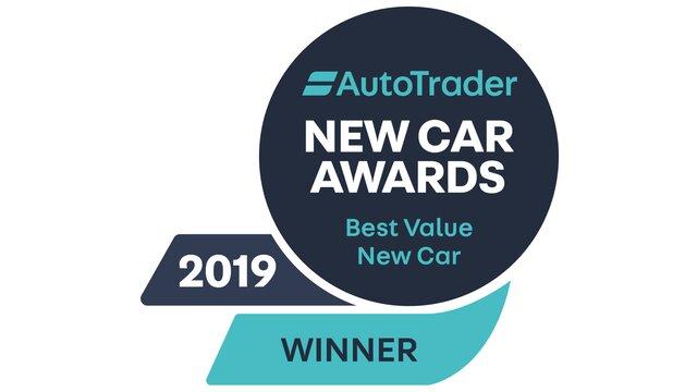 Duster Auto Trader Award