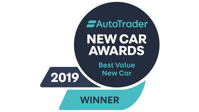 2019 Auto Trader Best Value New Car