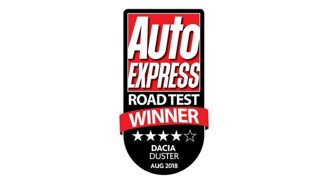 2018 Auto Express Road Test Winner