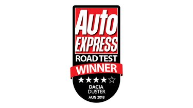 2018 Auto Express Road Test Winner