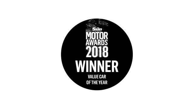All-New Duster wins Value Car of the Year at the Sun Motor Awards