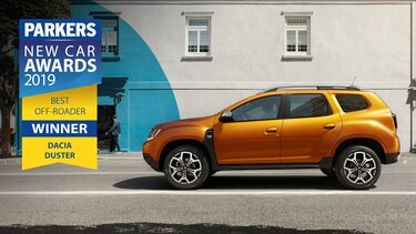 All-New Duster wins Best Off-Roader in Parkers New Car Awards
