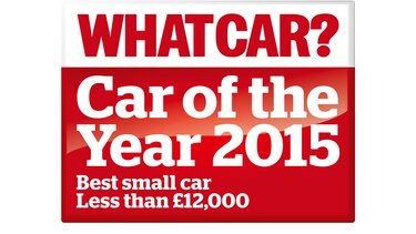 2015 What Car? Best small car less than £12,000