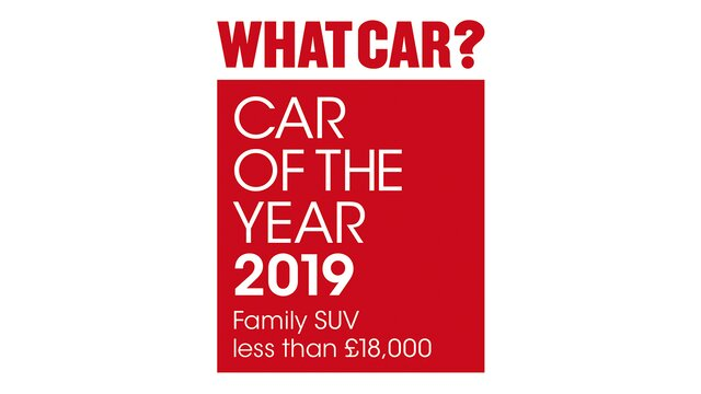 What Car? Best family SUV for less than £18,000