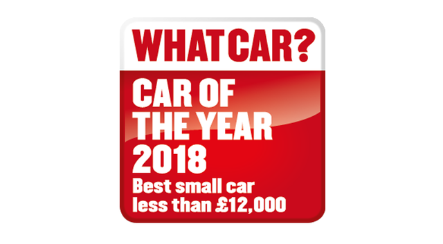 2018 What Car? Best small car for less than £12,000
