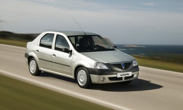 Dacia Sandero - Saloon exterior