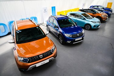 Dacia Virtual Showroom