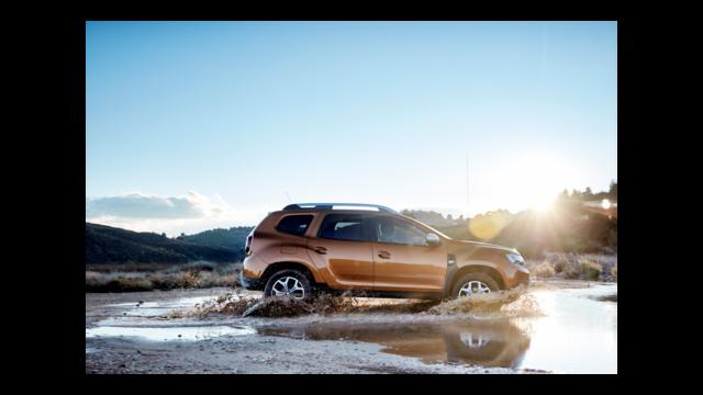Dacia New Car Awards 2021