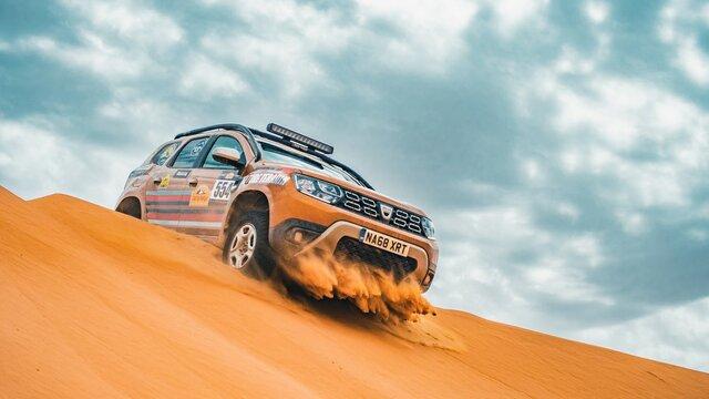 Dacia Future Terrain