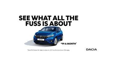 Dacia All-New Sandero and Sandero Stepway