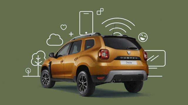 Dacia Buy Online