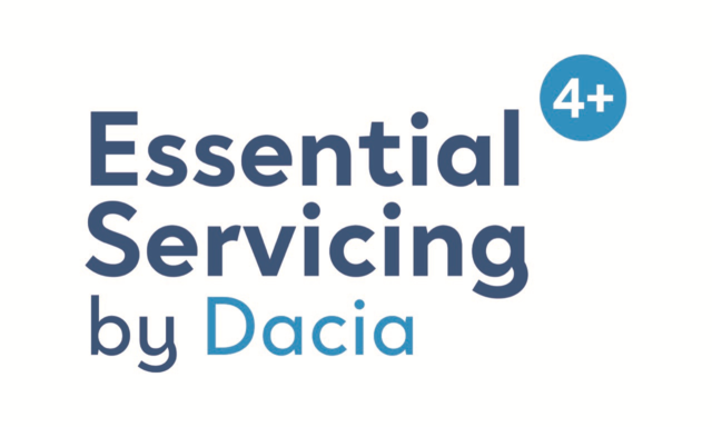 Dacia Essential Servicing