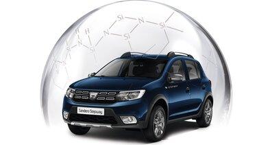 Dacia - Bodywork maintenance