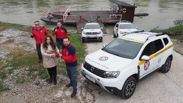 Dacia i dalje ponosni partner HGSS-a